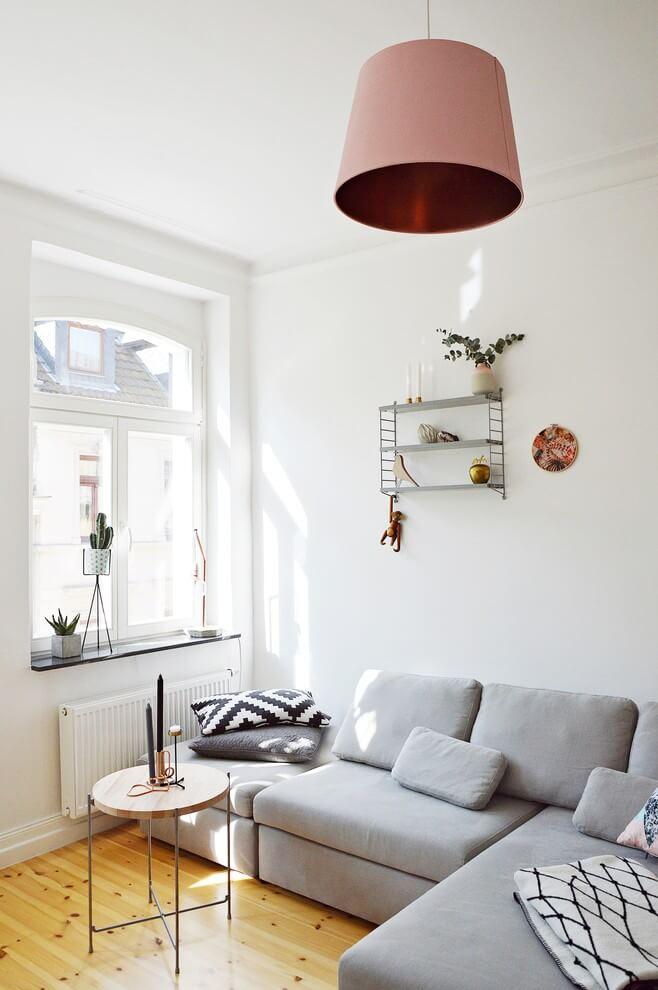 Elegant Small Living Room Design