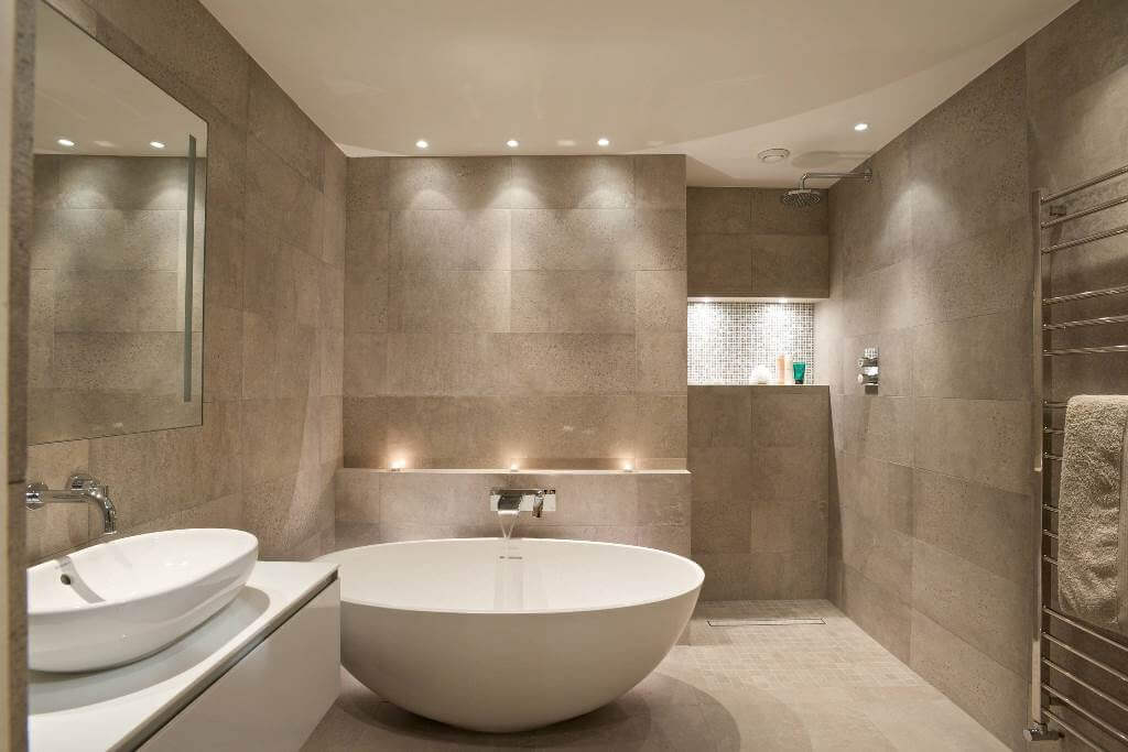 Creative Ideas For Bathroom Lights To