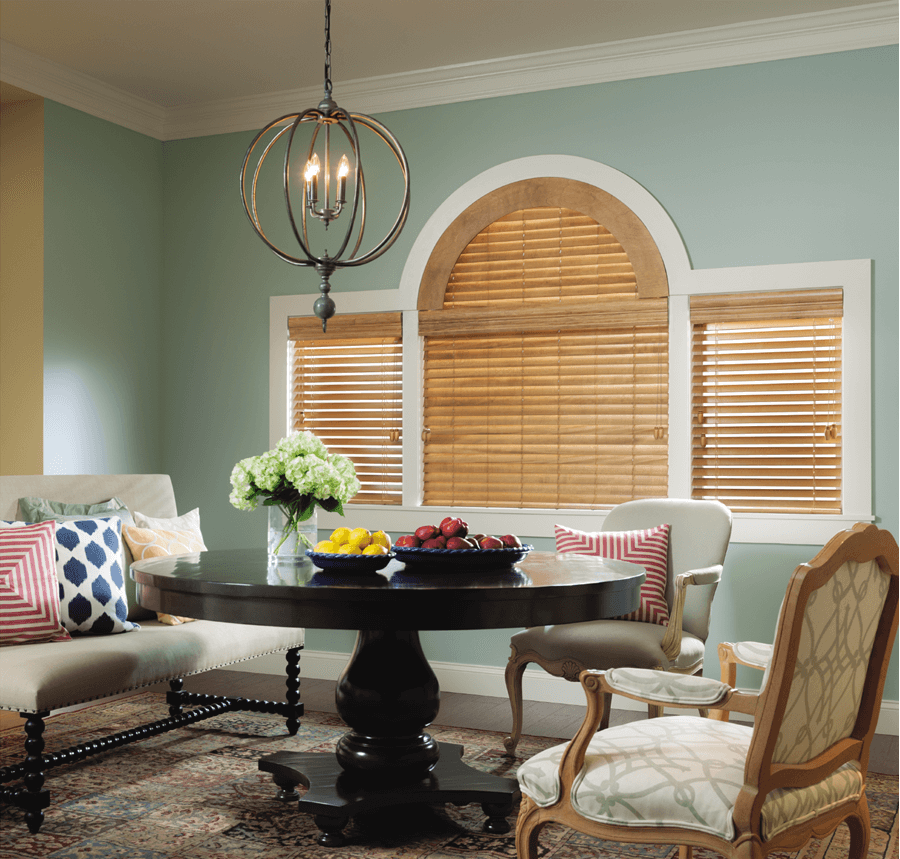 Authentic Strong Wooden Blinds