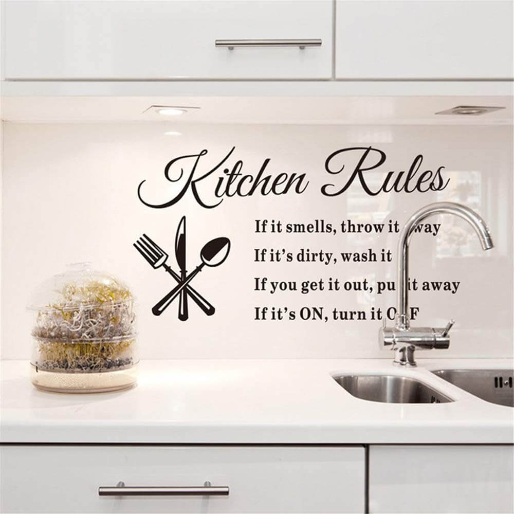 Easy and Useful Kitchen Decor Ideas For A Quick Update